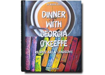 Books Dinner with Georgia O'Keeffe